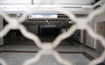 Χωρίς μετρό η Αθήνα έως τις 9 το πρωί