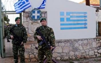Δέκα ημέρες άδεια σε στρατιώτες και αξιωματικούς από Δυτική Αττική και Σύμη