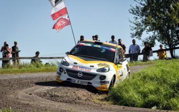 Η Opel συμμετέχει στο ράλι ERC Junior με στόχο το «χατ τρικ»