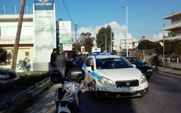 Σε σοβαρή κατάσταση γυναίκα που παρασύρθηκε από μηχανάκι
