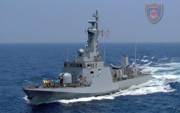 τουρκικό περιπολικο σκάφος