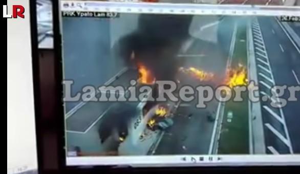 Γιος γνωστού επιχειρηματία ο οδηγός που προκάλεσε το πολύνεκρο τροχαίο στην Αθηνών- Λαμίας