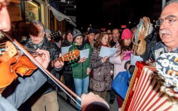 Τσικνοπέμπτη με street party, χορό και ψητά στο Ρέθυμνο