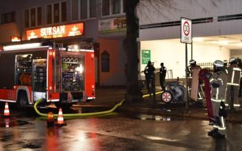 Τρεις νεκροί από πυρκαγιά σε σάουνα στο Βερολίνο