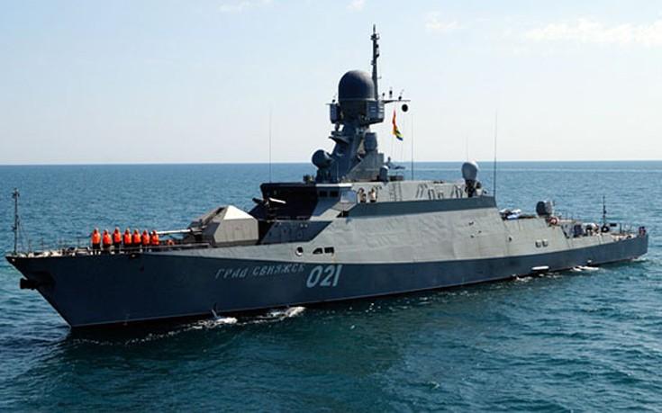 Οι ρωσικές «υπερκορβέτες» με τους πυραύλους κρουζ