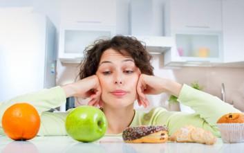 Τρεις τροφές που κόβουν την όρεξη για φαγητό
