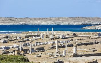 Έκλεισε το αναψυκτήριο στον αρχαιολογικό χώρο της Δήλου