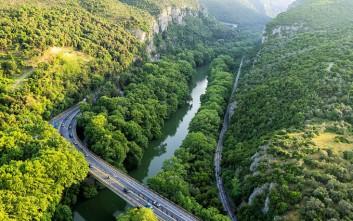 Ο ποταμός που ο Όμηρος χαρακτήριζε «αργυροδίνη»