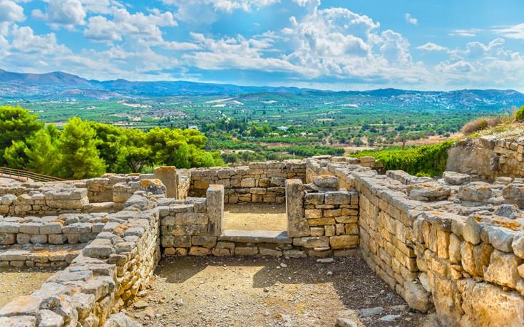 Η πόλη της Κρήτης με την πολυτάραχη ιστορία και το άλυτο μυστήριο