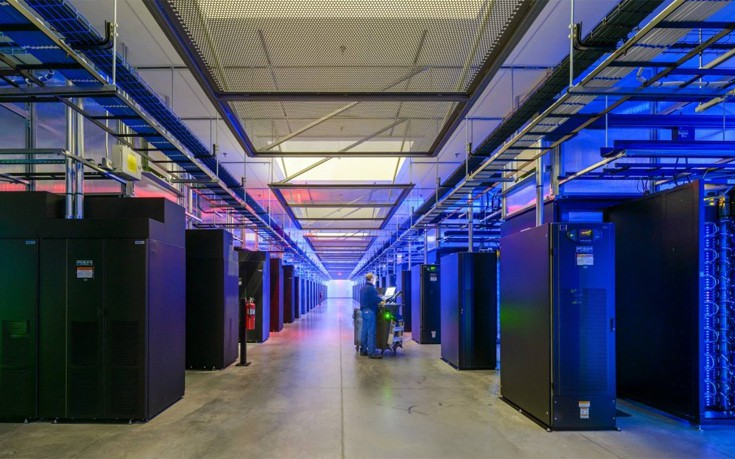 Οι εγκαταστάσεις που σηκώνουν το «βάρος» του Facebook
