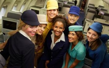 Πασαρέλα σε πτήση της Lufthansa προς τη Νέα Υόρκη – Newsbeast d2cbfb733d5