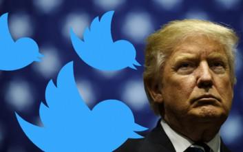 Δωρεά 1 εκατ. δολαρίων από το Twitter για τη μάχη ενάντια στην απόφαση Τραμπ για τους πρόσφυγες