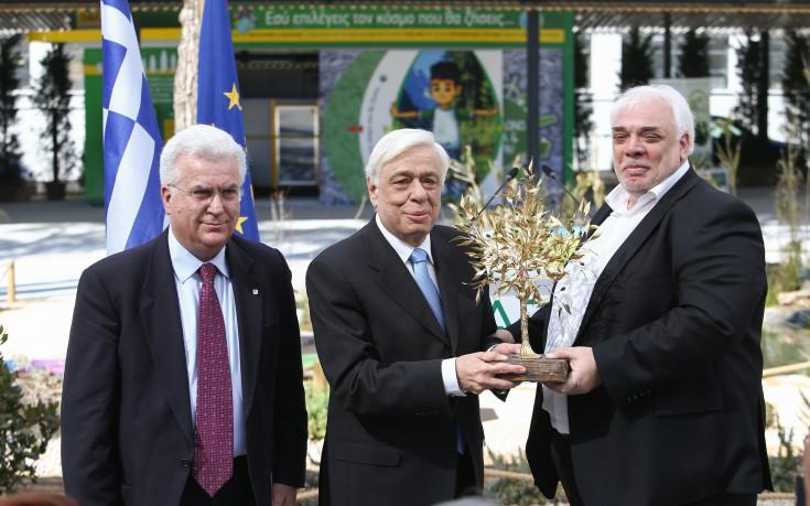 Εγκαινιάστηκε το πρώτο πανευρωπαϊκό Πάρκο Περιβαλλοντικής Εκπαίδευσης και Ανακύκλωσης