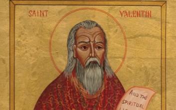 Πώς έμοιαζε τελικά ο Άγιος Βαλεντίνος