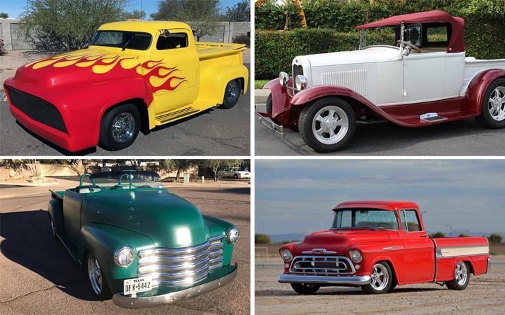 Εντυπωσιακά βίντατζ αυτοκίνητα έως και 86 ετών