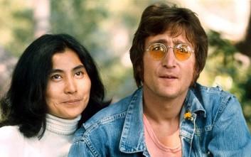 Η Γιόκο Ονο ετοιμάζει ταινία για τη σχέση της με τον Τζον Λένον