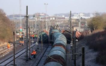 Σύγκρουση επιβατικού με φορτηγό τρένο στο Λουξεμβούργο