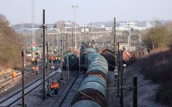 Ένας νεκρός και δύο τραυματίες στη σύγκρουση τρένων στο Λουξεμβούργο