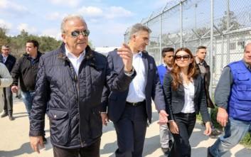 Αβραμόπουλος: Η αλληλεγγύη δεν μπορεί ποτέ να είναι à la carte