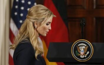 Το δικό της γραφείο στον Λευκό Οίκο θα αποκτήσει η Ιβάνκα