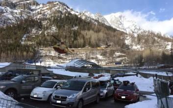 Φονική χιονοστιβάδα στη βόρεια Ιταλία