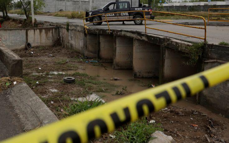Φρίκη δίχως τέλος στο Μεξικό από τα καρτέλ ναρκωτικών