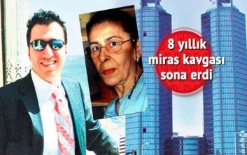 Ελληνίδα μία από τους πλουσιότερους ανθρώπους στην Τουρκία
