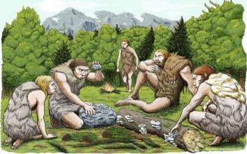 Τι έτρωγαν οι Νεάντερταλ
