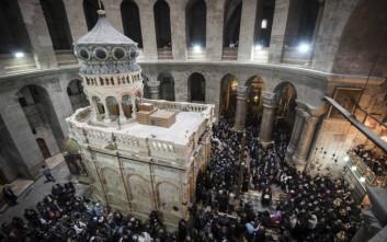 «Ξαναφουντώνει» η κρίση μεταξύ Ισραήλ και των τριών Χριστιανικών εκκλησιών