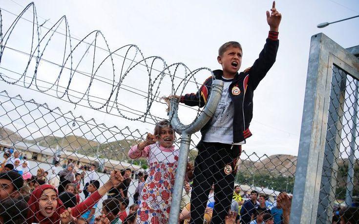 Αυξήθηκαν οι πρόσφυγες στις δομές φιλοξενίας που διαχειρίζονται οι Ένοπλες Δυνάμεις
