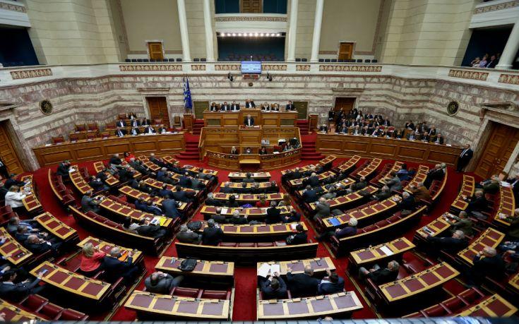 ΝΔ και Δημοκρατική Συμπαράταξη θα καταψηφίζουν διάταξη αν διαφωνούν οι ΑΝ.ΕΛ.