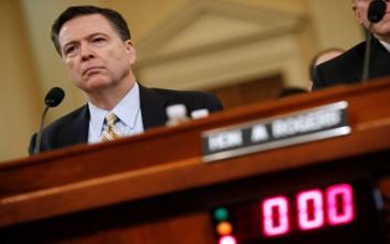 To FBI ερευνά την «καταγγελθείσα δολοπλοκία της Ρωσίας»