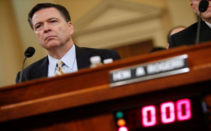 To FBI ερευνά τις καταγγελίες για την «καταγγελθείσα δολοπλοκία της Ρωσίας»