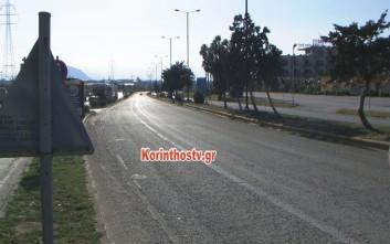 Οδηγός παρέσυρε και εγκατέλειψε προσφυγόπουλο στον Ισθμό της Κορίνθου