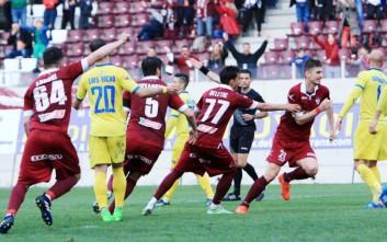 Τεράστιο βήμα σωτηρίας το 1-0 της Λάρισας επί του Παναιτωλικού