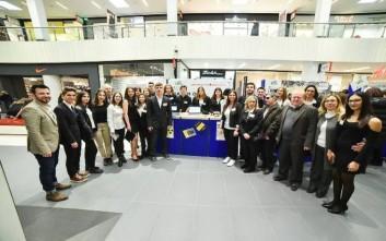 Πρωτιά σε διαγωνισμό καινοτομίας για μαθητές από τη Θεσσαλονίκη