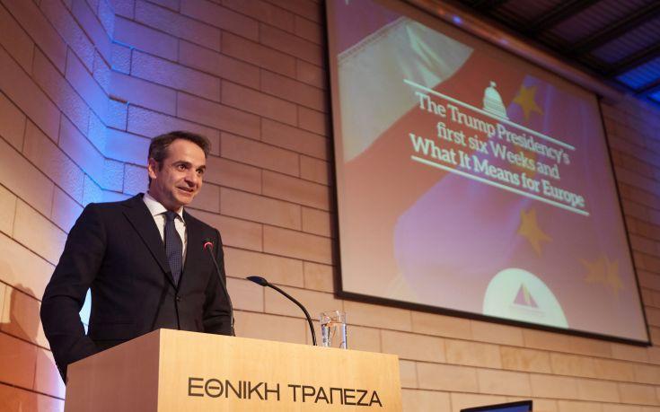 Μητσοτάκης: Η Ελλάδα χρειάζεται μία κυβέρνηση με πλήρη ιδιοκτησία των μεταρρυθμίσεων της