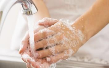 Πόσο πρέπει να διαρκεί το πλύσιμο των χεριών