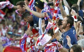 Το «ευχαριστώ» του Ντιέγκο Σιμεόνε στην Ατλέτικο Μαδρίτης