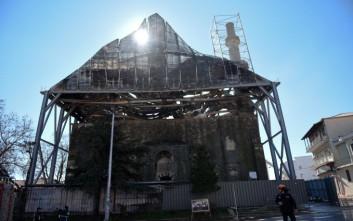 Προτεραιότητα για την κυβέρνηση η ανακατασκευή του τεμένους Βαγιαζήτ