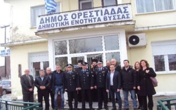 Επίσημη πρώτη για τον «τοπικό αστυνομικό»