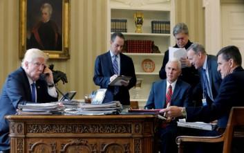 Σύμβουλος Τραμπ: Δεν έχουμε καμία απόδειξη πως παρακολουθούσαν τον πρόεδρο