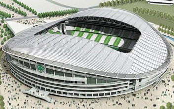 Αυτό είναι το σχέδιο για το γήπεδο του Παναθηναϊκού