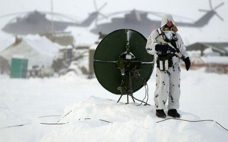 Για πρώτη φορά άνθρωπος έφτασε στη νήσο Κατέλνι της Αρκτικής