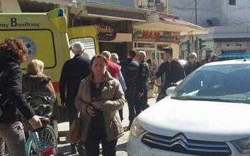 Οδηγός γρονθοκόπησε πεζό γιατί περπατούσε αργά στη διάβαση