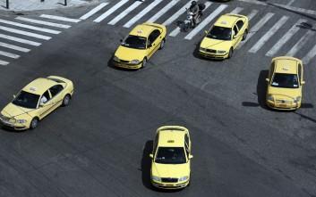 Πανελλαδική στάση 12 ωρών την Πέμπτη από τους οδηγούς ταξί