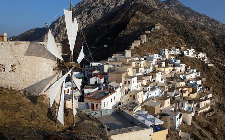 Ένας παραδοσιακός οικισμός με θέα που καθηλώνει
