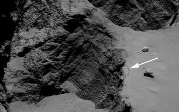 Το ασταθές... προφίλ του κομήτη «Ροζέτα»