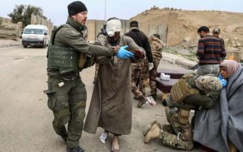 «Το ISIS σκότωσε εκατοντάδες αμάχους που εγκατέλειπαν τη Μοσούλη»