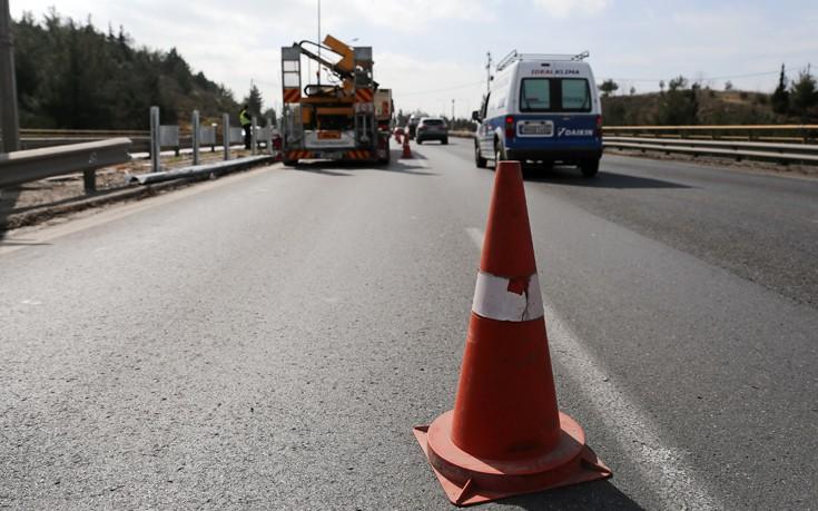 Υπομονή στους οδηγούς στην περιφερειακή της Θεσσαλονίκης